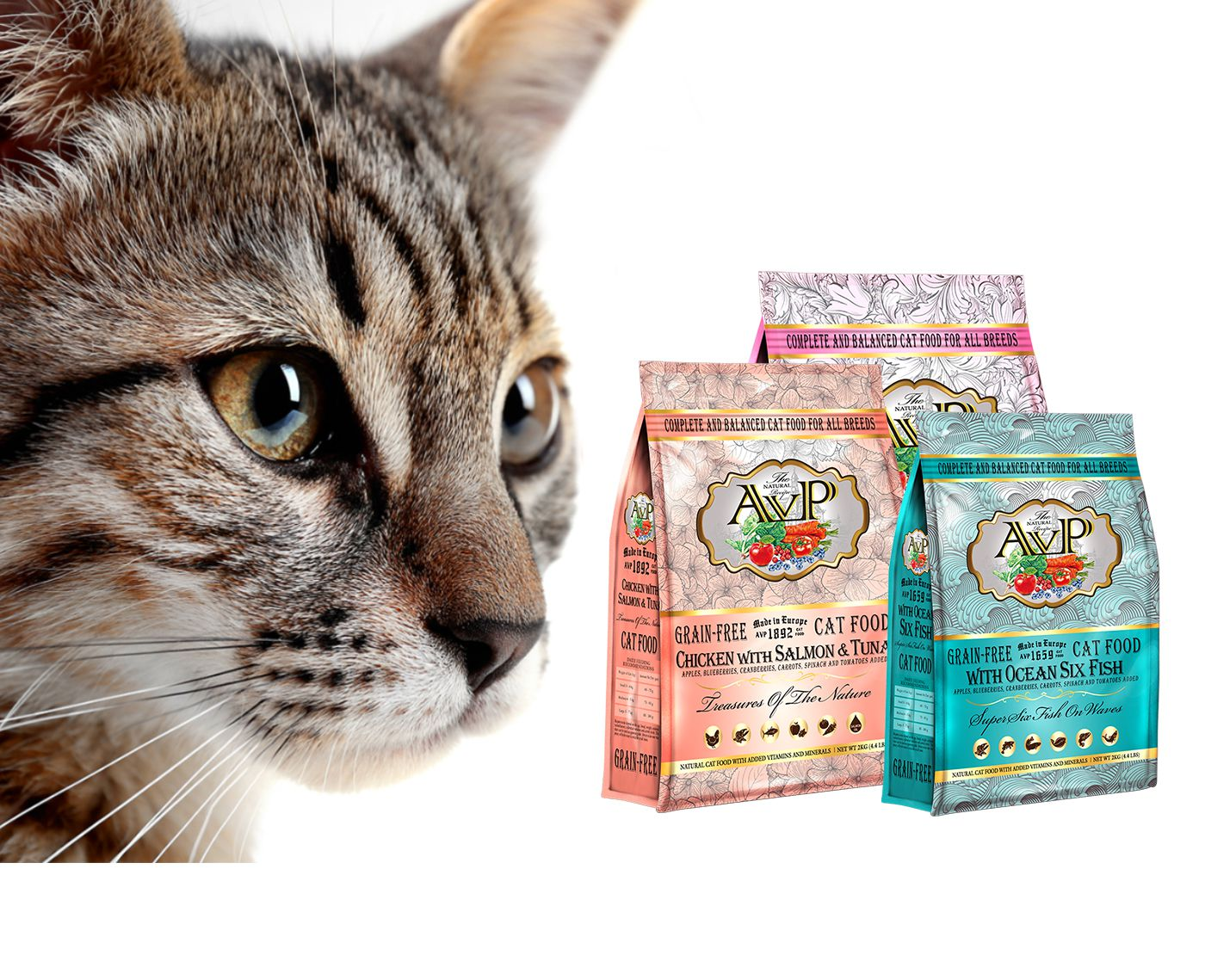 AVP® CAT FOOD