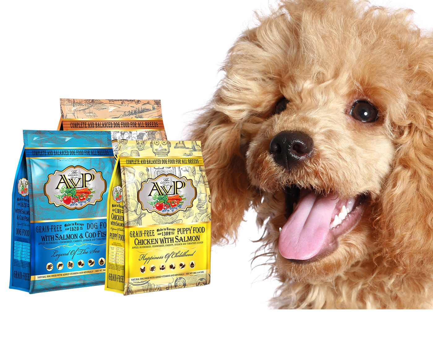 AVP® DOG FOOD